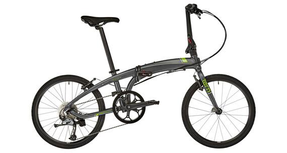 """tern Verge D9 Foldecykel 20"""" grå"""